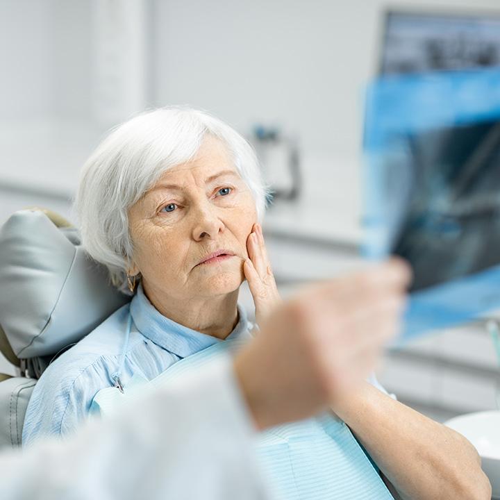 高齢者は口腔トラブルが多い
