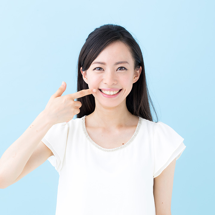 健康維持に口腔ケアは必要不可欠